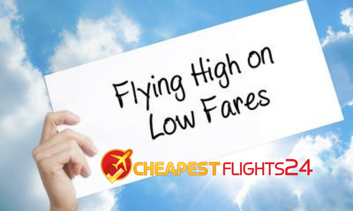 Cheap Flights Discount Airfare Deals